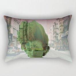 punk tilda Rectangular Pillow