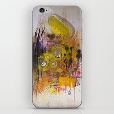 Mean Green Dual Action Minitiger iPhone & iPod Skin