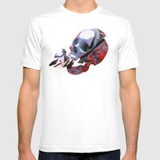 reorientation Mens Fitted Tee MEDIUM White