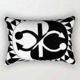 Infinity_YinYang Rectangular Pillow