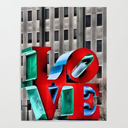 Love from Philly Poster