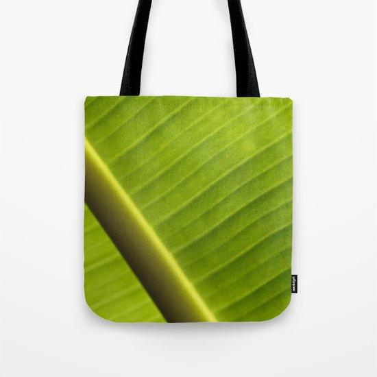Banana Leaf III Tote Bag