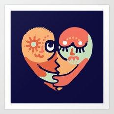 Heart #1 Art Print