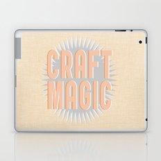 Craft Magic // Coral Laptop & iPad Skin