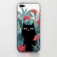 Popoki iPhone & iPod Skin