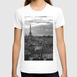 Paris view T-shirt