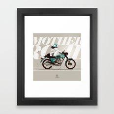 The Mother Road Framed Art Print