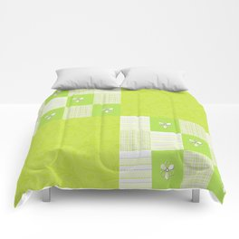 green beauty  Comforters