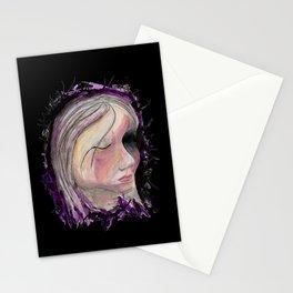 Beauty, Light Interpretation #6 Stationery Cards