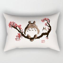My neighbour art Rectangular Pillow