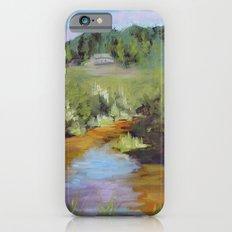 Walk The Lake iPhone 6s Slim Case