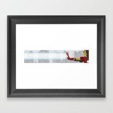 Smite Thy Foes Framed Art Print