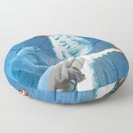 Longing - Part II Floor Pillow