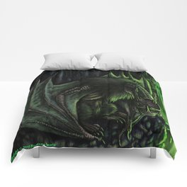 The Hybrid Wings Comforters