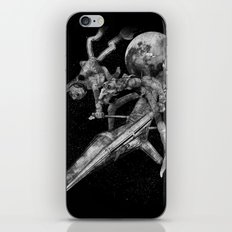 Don Quixote and Sancho. iPhone & iPod Skin