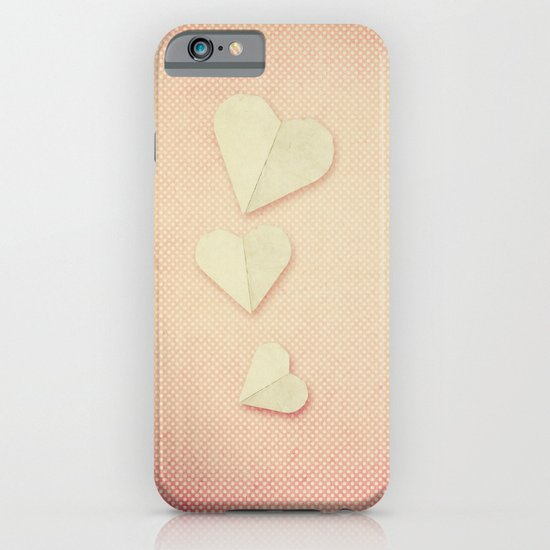 Just My Heart iPhone & iPod Case