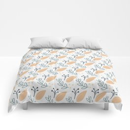 Floral For Fun Comforters