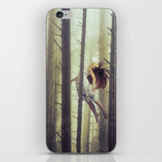 Let me go iPhone & iPod Skin