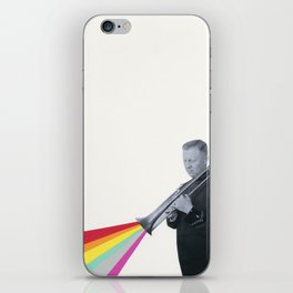 The Colour of Music iPhone Skin
