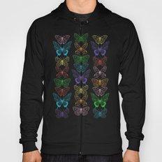 Butterfly Rainbow Hoody