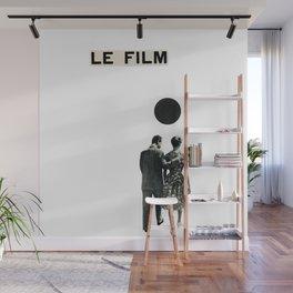Le Film Wall Mural