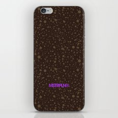 Trail Status / Brown iPhone & iPod Skin