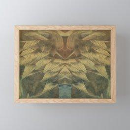 Six of Wands Framed Mini Art Print