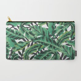 Tropical Glam Banana Leaf Prin...