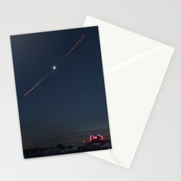 2017 Total Solar Eclipse 2 Stationery Cards