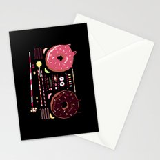 Sweet Music Stationery Cards