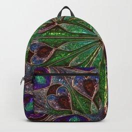 Iridescent Mandala Backpack