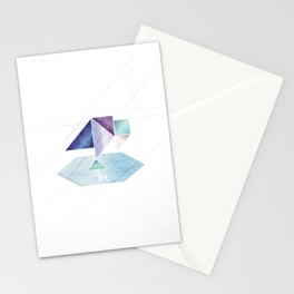 Pondering Pica Stationery Cards