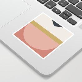 Maximalist Geometric 03 Sticker