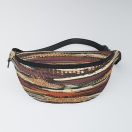 Tribal Abstracts 4 Fanny Pack