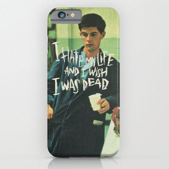 POOR FELLA iPhone & iPod Case