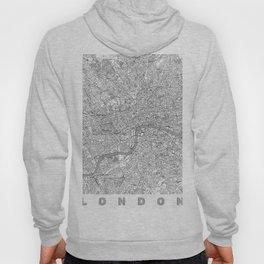London Map Line Hoody