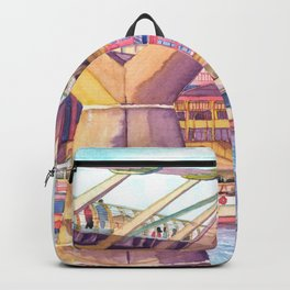 London Millenium Footbridge Backpack
