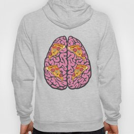 Problem Solving or Brainstorming Tshirt Design Left and right brain ideas Hoody