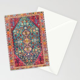 Heritage Oriental Boho Moroccan Style Design ART Stationery Cards