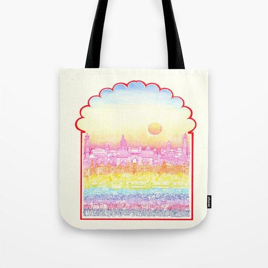 Rangeela India  Tote Bag