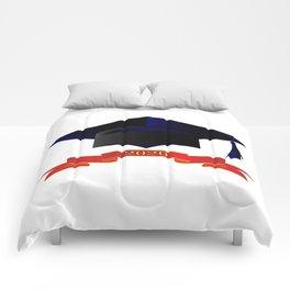 Cap Class Of 2020 Comforters