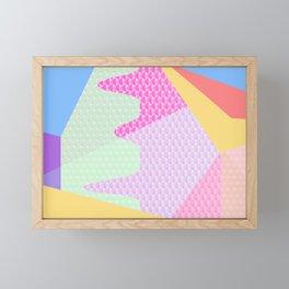 Palm Springs Love Framed Mini Art Print