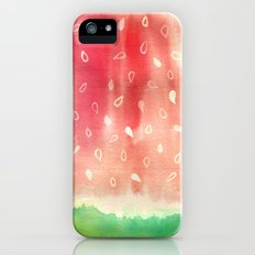 Watermelon drops Slim Case iPhone (5, 5s)