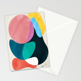positive colors 6 Stationery Cards