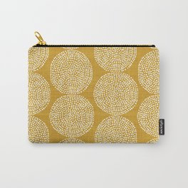 Beech in Gold Carry-All Pouch