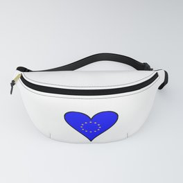Flag of Europe 5 Fanny Pack