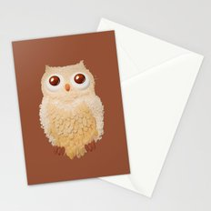 Owlmond 1 Stationery Cards