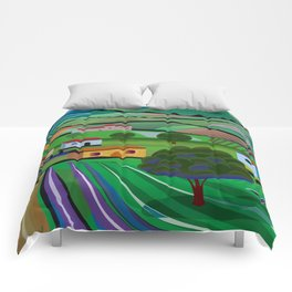 Santa Barbara Farms Comforters
