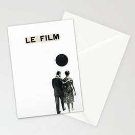 Le Film Stationery Cards