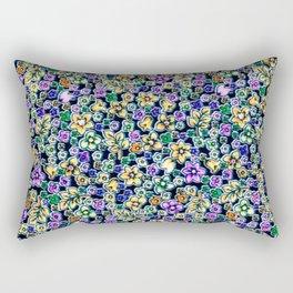 Flora  #society6 #decor #buyart Rectangular Pillow